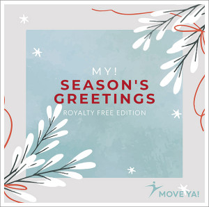 MY! SEASON'S GREETINGS Royalty Free Edition