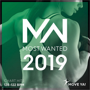 2019 MOST WANTED Chart Hits - 128-122 BPM