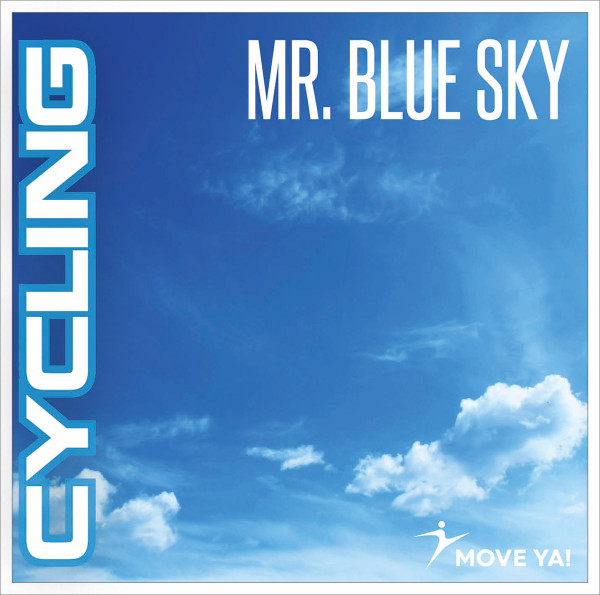 CYCLING Mr. Blue Sky